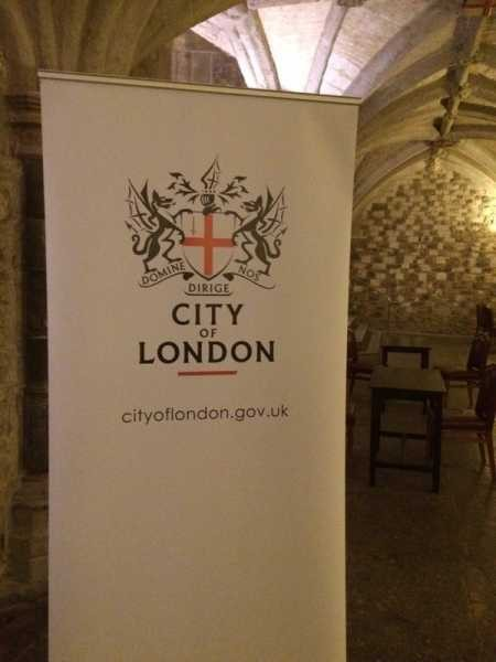 The Right Image Supports City Action For Charities At The Guildhall