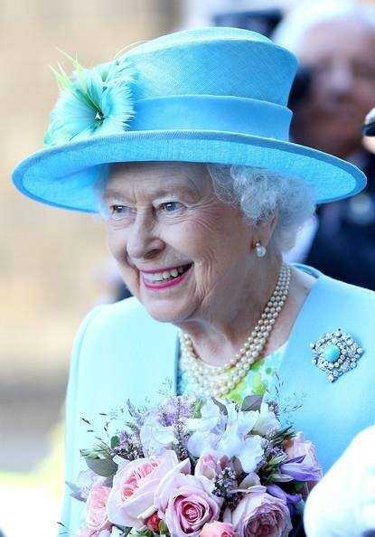 Many Happy Returns Your Majesty